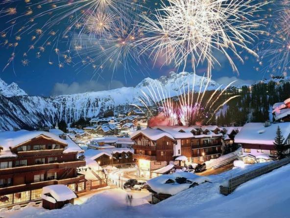ClubDeal-Alps-Courchevel Alpes ski resort